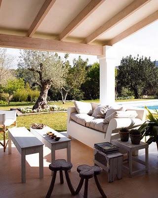 Decoraci n de terrazas y jardines paperblog - Decoracion jardines y terrazas ...