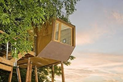 La casa del rbol paperblog - Casas en arboles para ninos ...