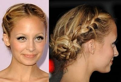 Twisted braid: y yo con estos pelos!