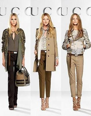 Gucci Resort 2011 : All About Print!