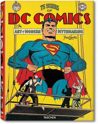 75 Years of DC Comics de Taschen se editará en Septiembre de este año