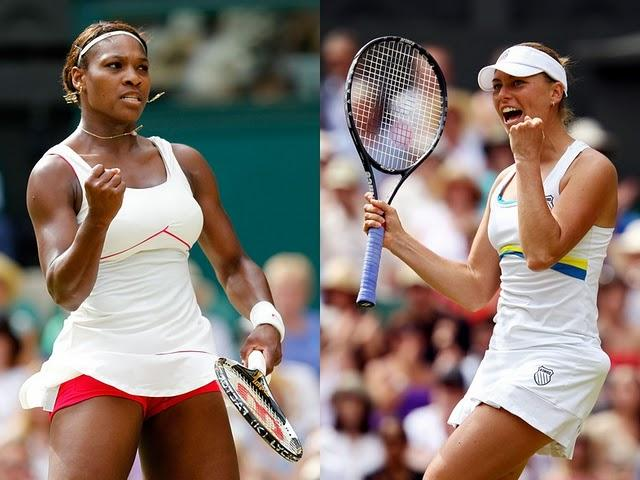 Wimbledon: Serena vs Vera, la final femenina