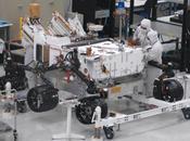 NASA prueba ruedas para rover misión Mars Science Laboratory