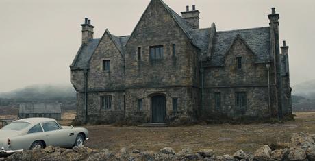 Coches de cine: Aston Martin DB5