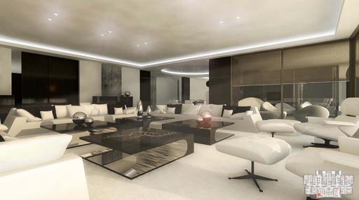 A cero presenta un proyecto de interiorismo para un - Salones joaquin torres ...
