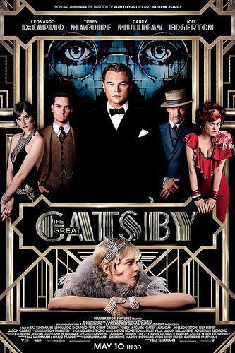 El gran Gatsby 3D: ¡fiesta!