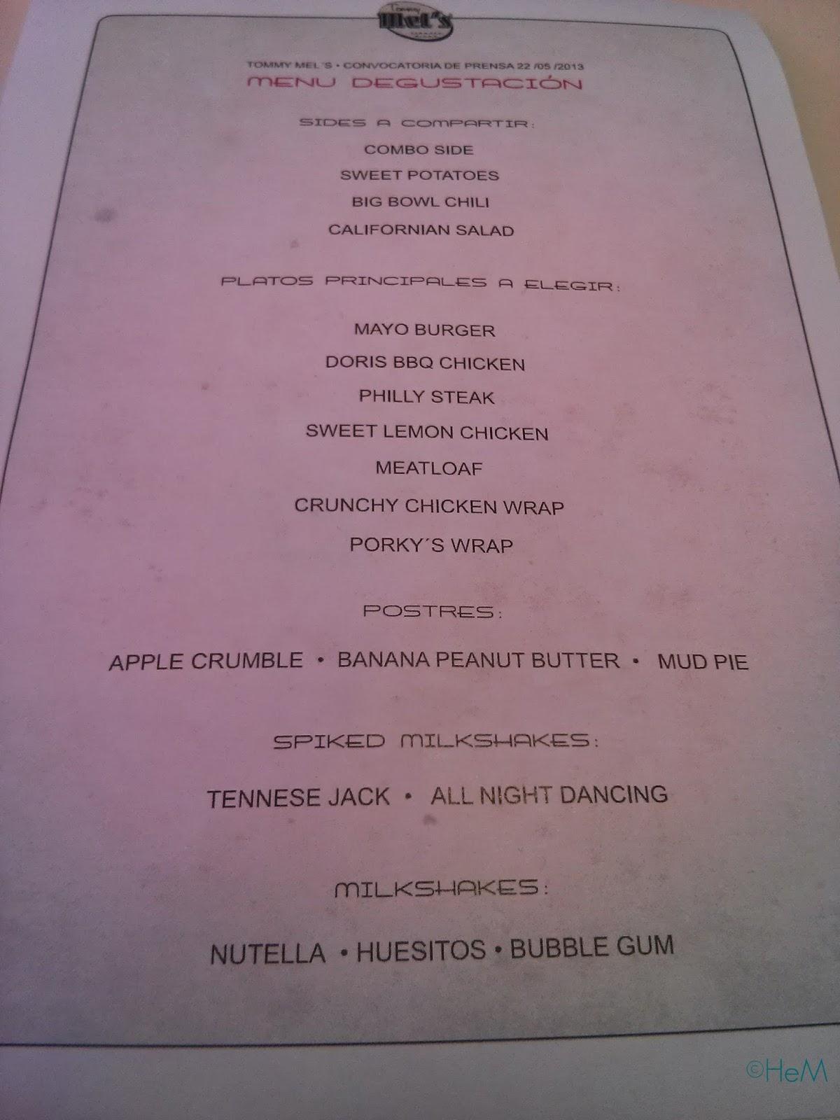 INAUGURACIÓN: asistimos a la apertura del nuevo Tommy Mel's de la Puerta del Sol.