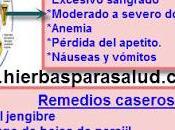 Remedios naturales caseros para problemas mestruales