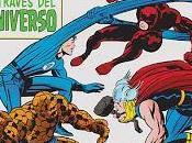 Critiquita 385: Cuatro Fantásticos: través Universo, Lee&Kirby;, Marvel-Panini 2012
