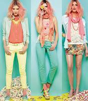 Estampados moda primavera-verano 2013