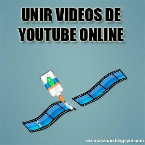 unir videos de youtube online