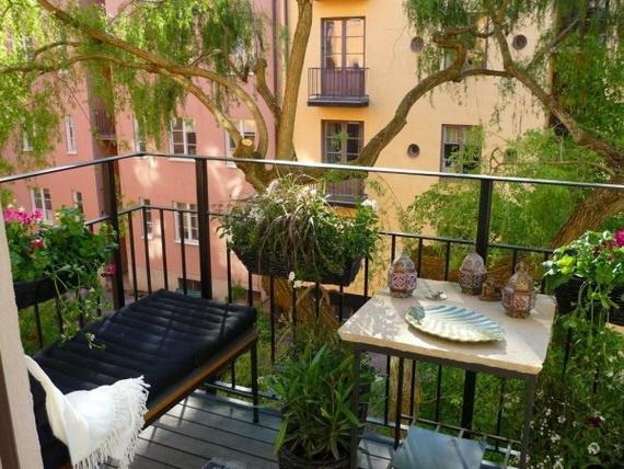 Balcones Terrazas Y Más Paperblog