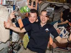 NASA quiere crear impresora alimentos