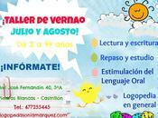 Talleres Logopedia Verano 2013