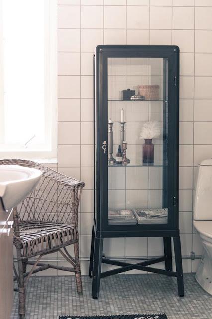 Ikea se apunta a la moda de las vitrinas de m dico paperblog - Mueble vitrina ikea ...