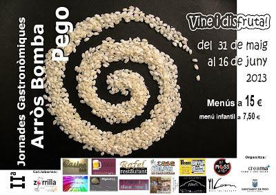 Ferias y Fiestas de junio 2013 en la Provincia de Alicante