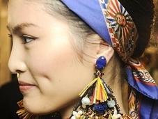 Pañuelos, accesorio moda para pelo