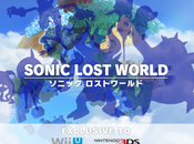 Primer tráiler Sonic Lost World para