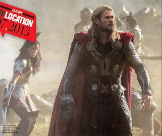 Thor en Empire Magazine.