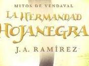 Hermandad Hojanegra Jose Antonio Ramírez