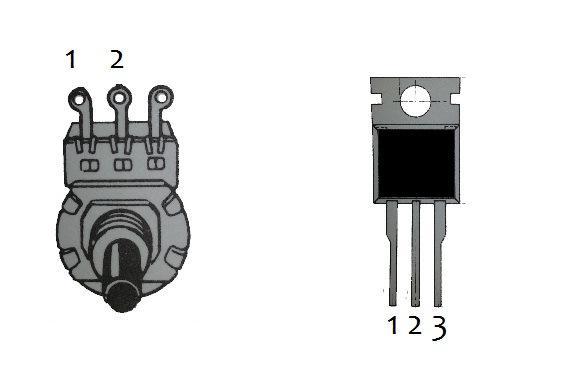 Regulador de intensidad luminosa para una l mpara paperblog - Regulador de intensidad ...