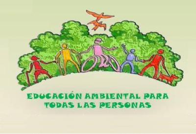 dibujo que representa la educación ambiental para todos
