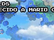 Sonic Lost Worlds ¿demasiado parecido Mario Galaxy?