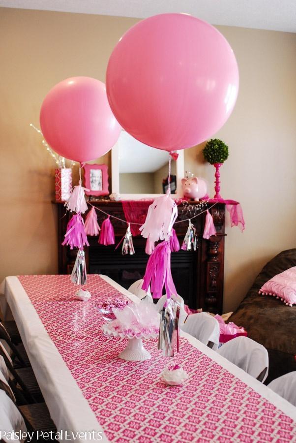Fiesta De Princesas Ideas Para La Decoraci 243 N Paperblog
