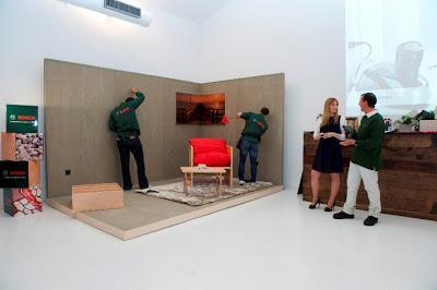 Bosch Bricolaje ayuda a crear espacios únicos