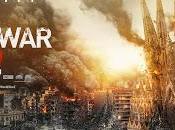 Guerra Mundial nuevo poster internacional Barcelona arrasada