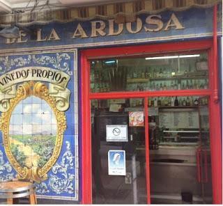 Rutas SalvaTabernas en Madrid