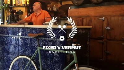 Levi's, Barcelona, bicicletas, Fixed'n'Vermut