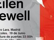 EILEN JEWELL, Gira Española 2013.
