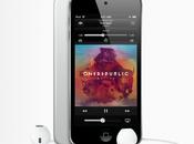 Apple anunció nuevo iPod Touch