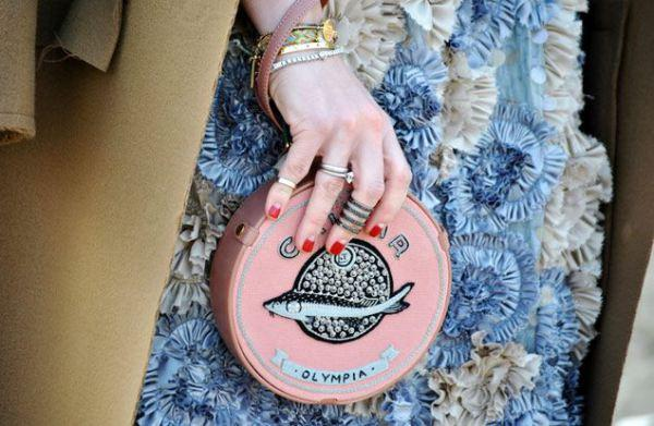 Street style: Original Clutches