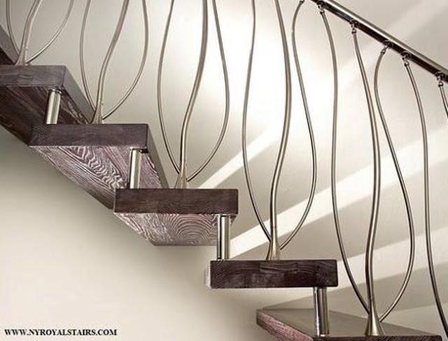 23 modelos de escaleras interiores paperblog for Imagenes escaleras interiores