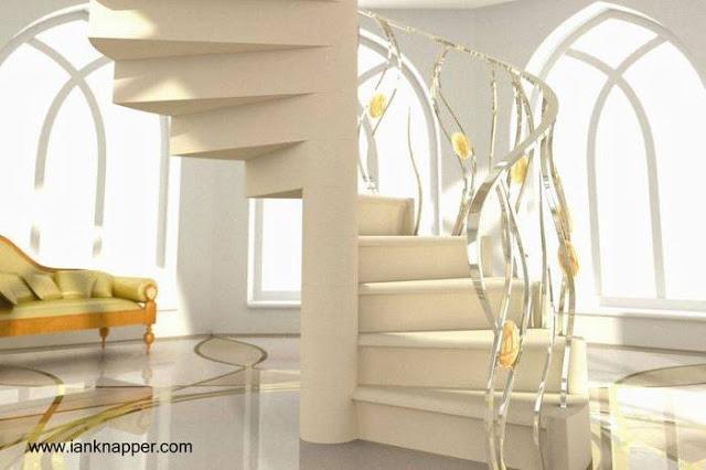 23 modelos de escaleras interiores paperblog - Escaleras de diseno interior ...