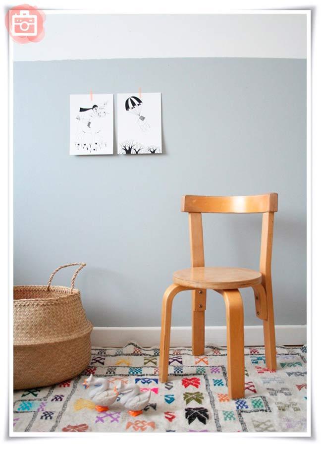 foto del día silla de madera