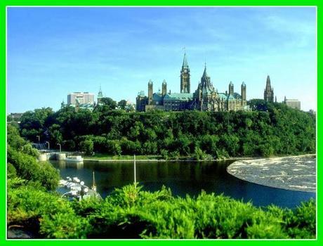 Canadá. De Toronto a Montreal, 1ªParte