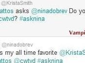¿Cuál episodio favorito Nina Dobrev?