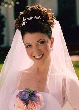 Modernos peinados de novias recogidos para el 2013 paperblog for Recogidos altos para novias