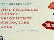 Festival 2013: Fito Fitipaldis, Rosendo, Carlos Núñez, Spin Doctors, Dover...