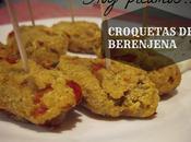 Croquetas Berenjena ,IDEAS VERDURA