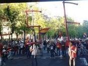 Protestas muchas ciudades europeas contra Troika