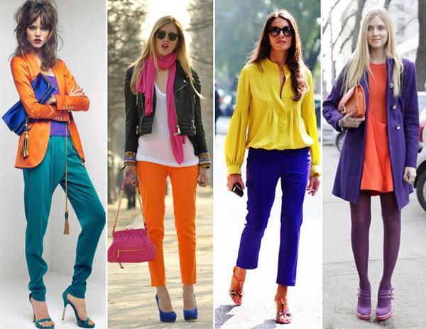 Los colores que combinan: Colores que combinan