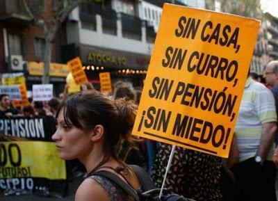 España, un país mentalmente desolado.