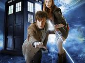 'Doctor Who' Matt Smith abandona serie Karen Gillan ficha Marvel
