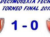 Unión:1 Colón:0 (Fecha 16°)