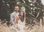 BODA REAL: Amanda Cody, boda bohemia