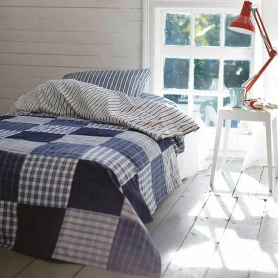 Colchas de patchwork en dormitorios paperblog - Colchas de patchwork modernas ...